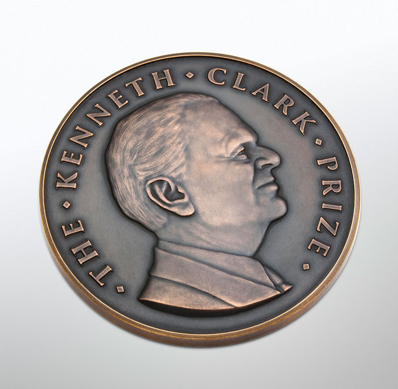 Kenneth-Clark-Prize-Bronze- Anthony Smith